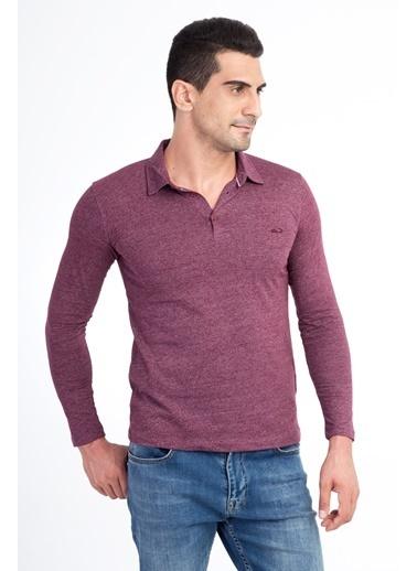 Kiğılı Sweatshirt Bordo